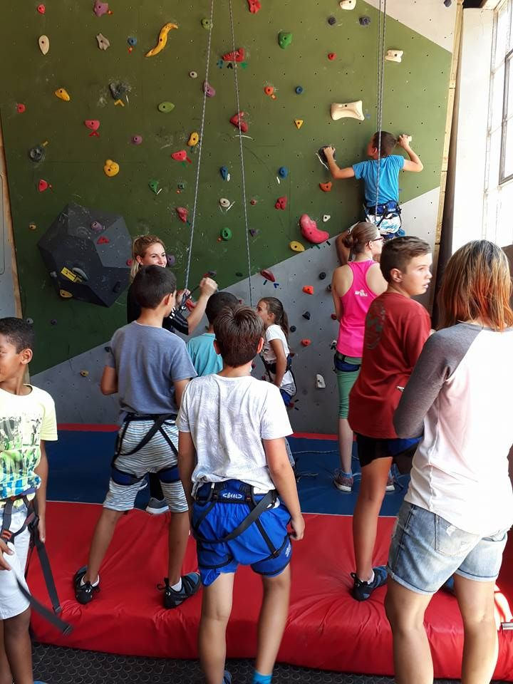 Valley Crag Indoor Climbing Centre (Port Elizabeth - Eastern Cape)
