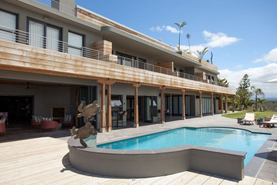 Sky Villa Boutique Hotel. Accommodation in Plettenberg Bay Western Cape