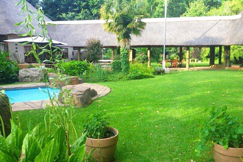 Winterton Country Lodge. Accommodation in Winterton KwaZulu-Natal