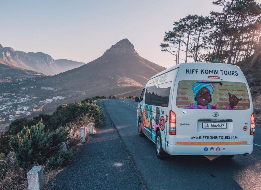 Kiff Kombi Tours Activities in Cape Town Stellenbosch Winelands Western Cape