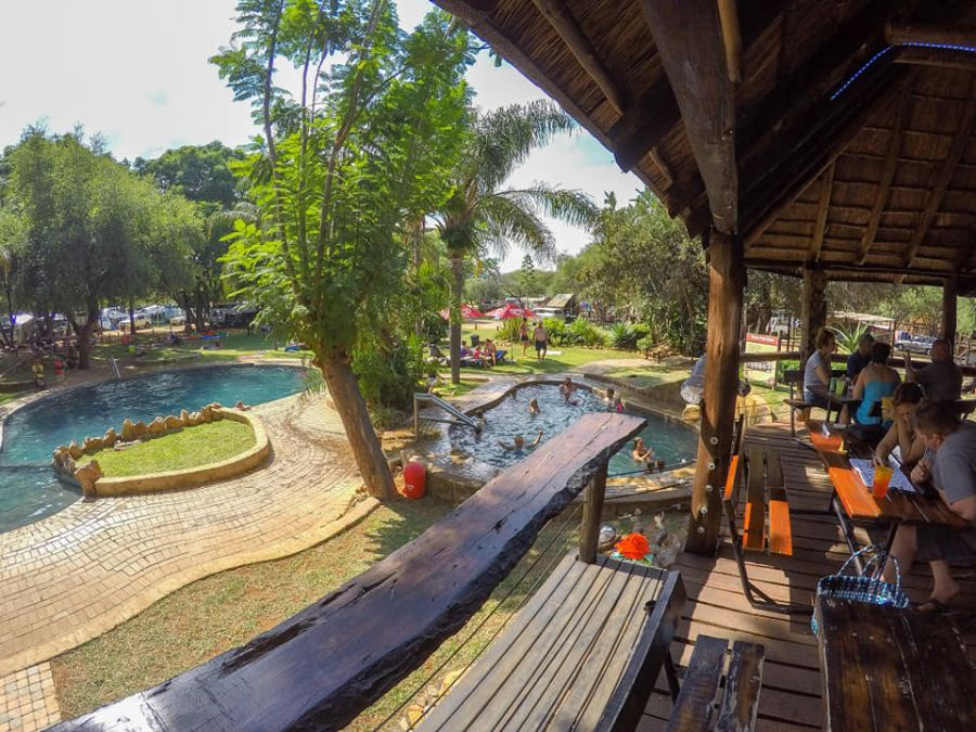 Mabalingwe Game Reserve. Accommodation in Bela-Bela Limpopo