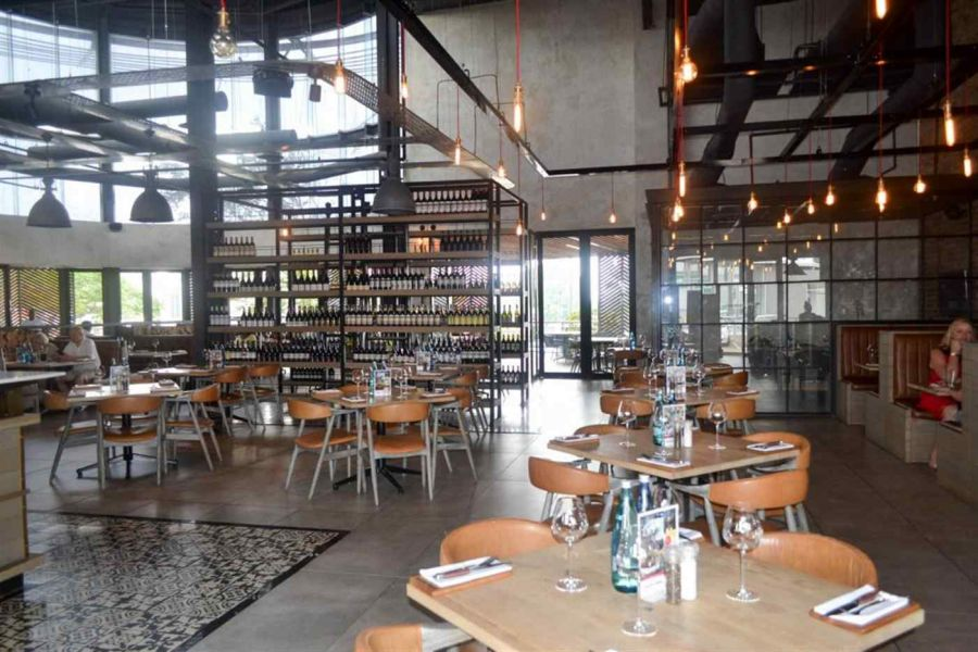 Butcher Block. Restaurant in Hillcrest KwaZulu-Natal