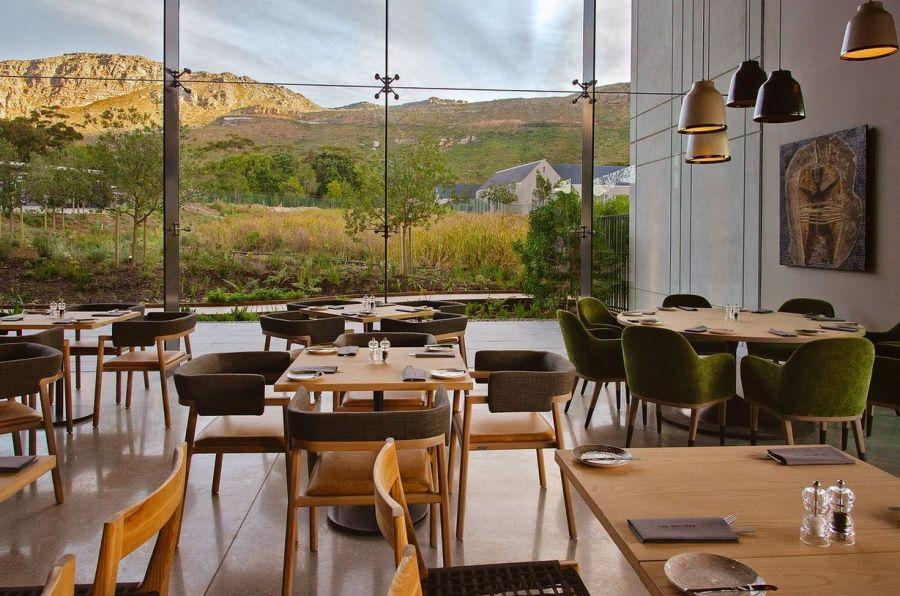 Skotnes Restaurant in Cape Town Western