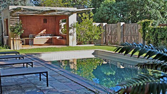 De Langenhof Guest House. Accommodation in Riebeek West Western Cape