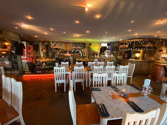 Big Time Taverna Restaurant St Francis Bay Eastern Cape