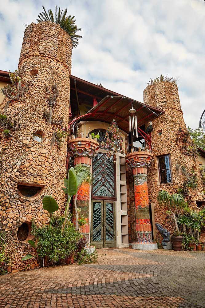 Ammazulu African Palace Accommodation in Kloof Durban KwaZulu-Natal