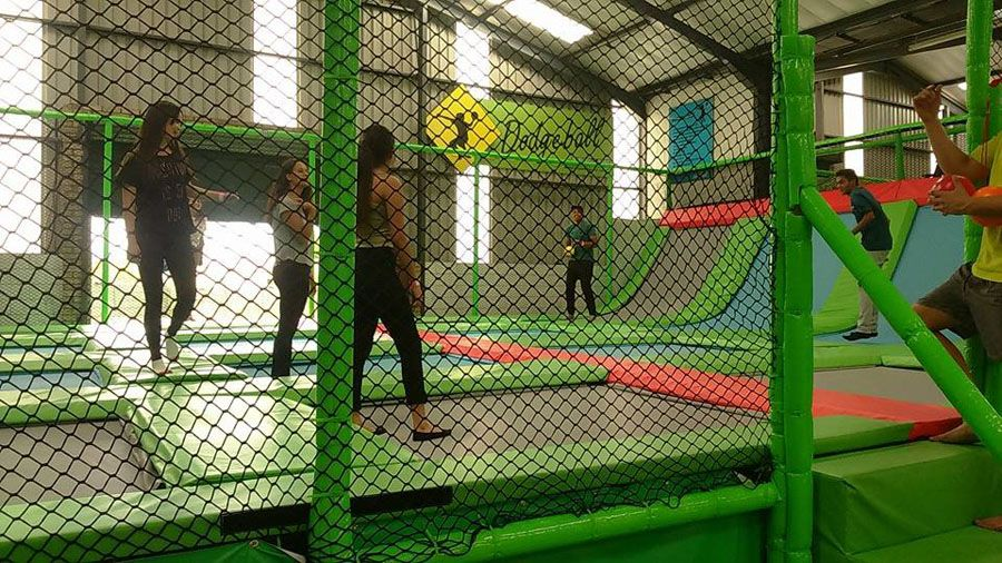 Gravity Indoor Trampoline Park in Port Elizabeth Eastern Cape