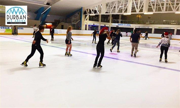 Durban Ice Arena in Durban KwaZulu-Natal