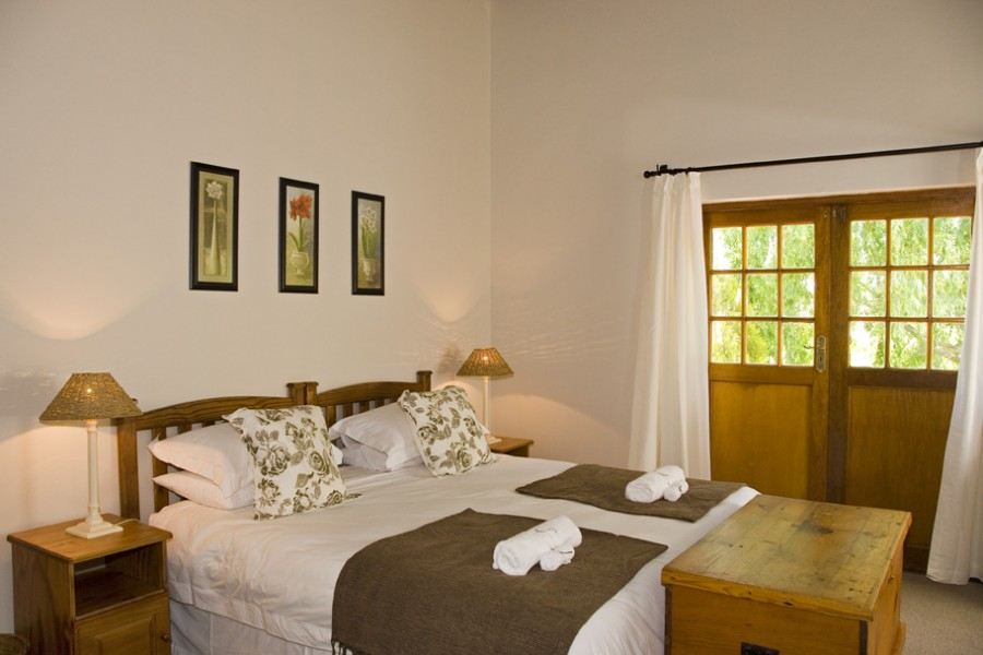 Manley Wine Lodge. Accommodation in Tulbagh Western Cape