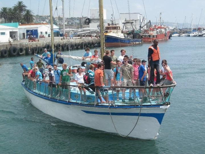Romonza Boat Trip (Mossel Bay)