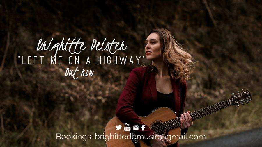 Brighitte Deister Singer-Songwriter Musician George Garden Route Western Cape
