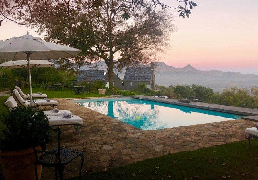 Spanish Farm Guest Lodge. Accommodation in Cape Town Western Cape