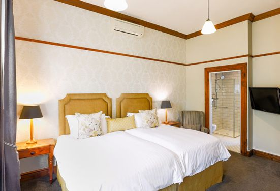 Eendracht Hotel Accommodation Stellenbosch Western Cape