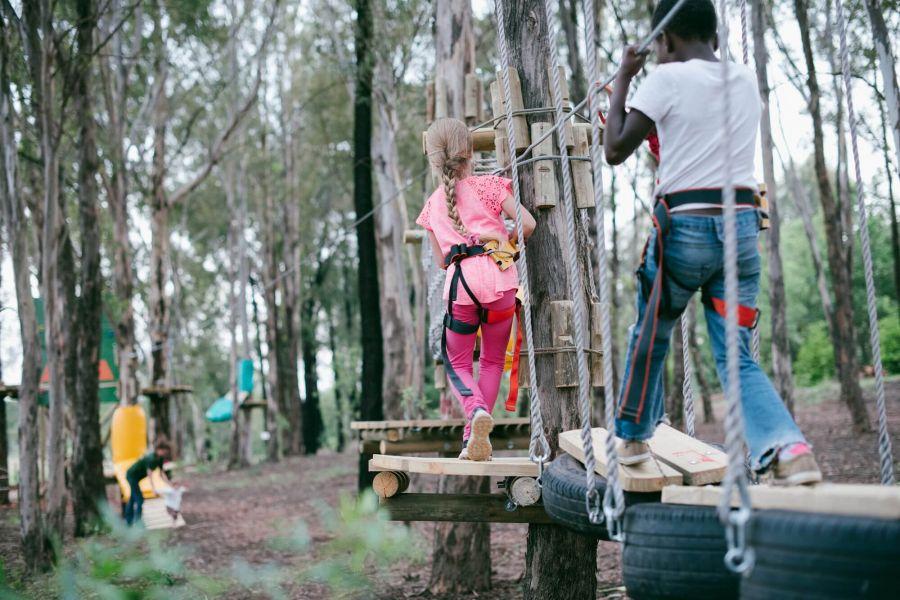 Acrobranch Tree-top Adventures Johannesburg Gauteng