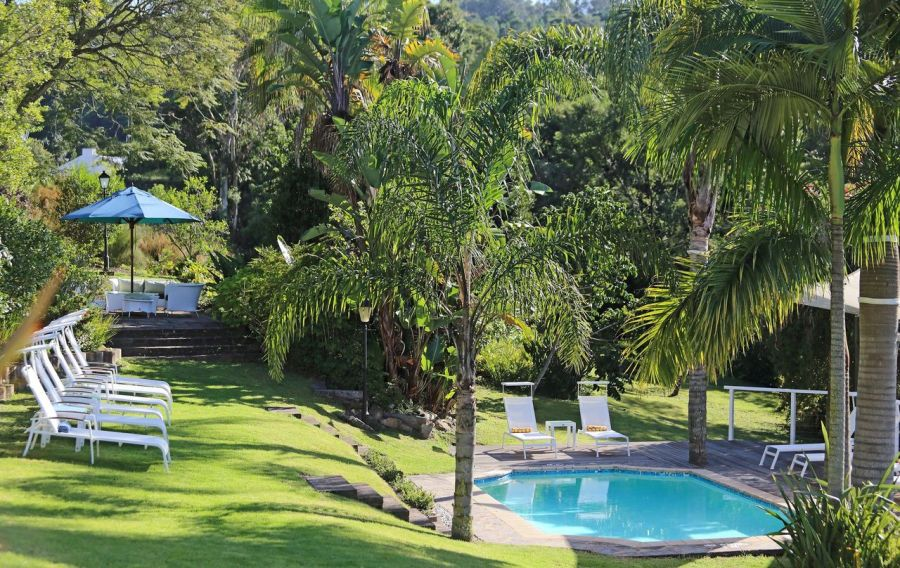 Falcons View Manor. Accommodation Knysna Garden Route Western Cape