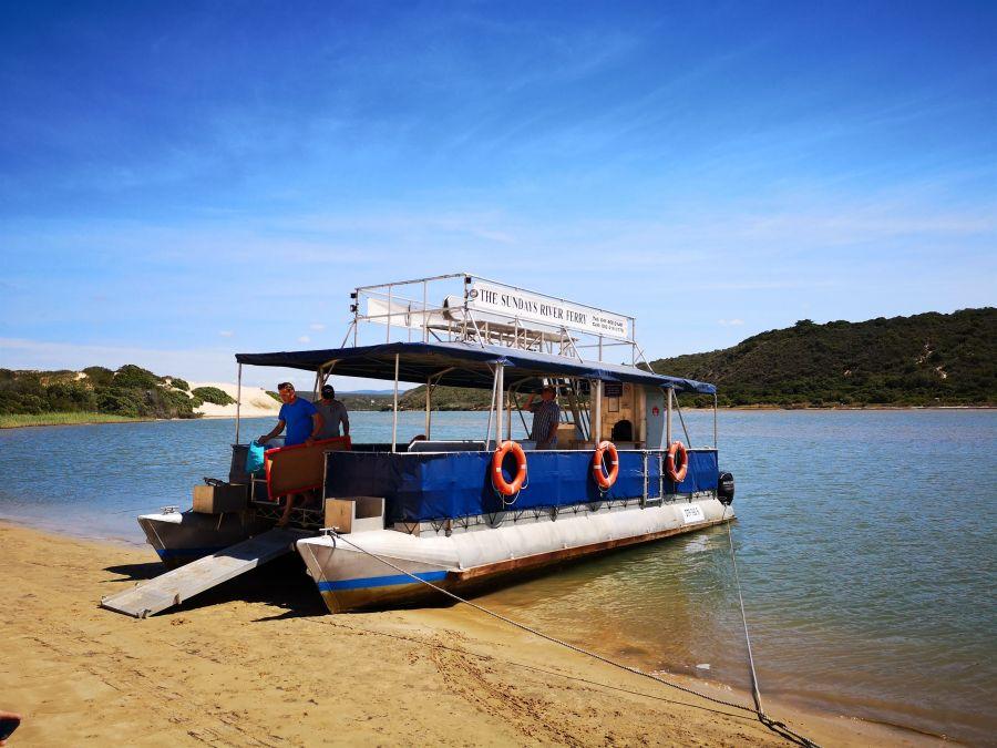 Addo Cruises & Sand Sledding (Sundays River - Eastern Cape)