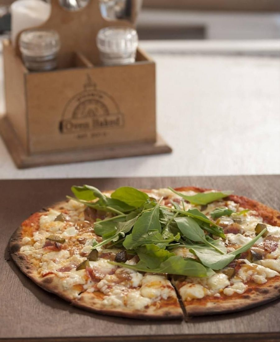 Oven Baked Pizzeria Restaurant in Fish Hoek Cape Town Western Cape