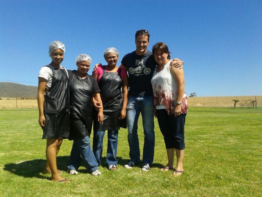 Desert Rose Farm Stall (N7 near Koringberg - Western Cape)