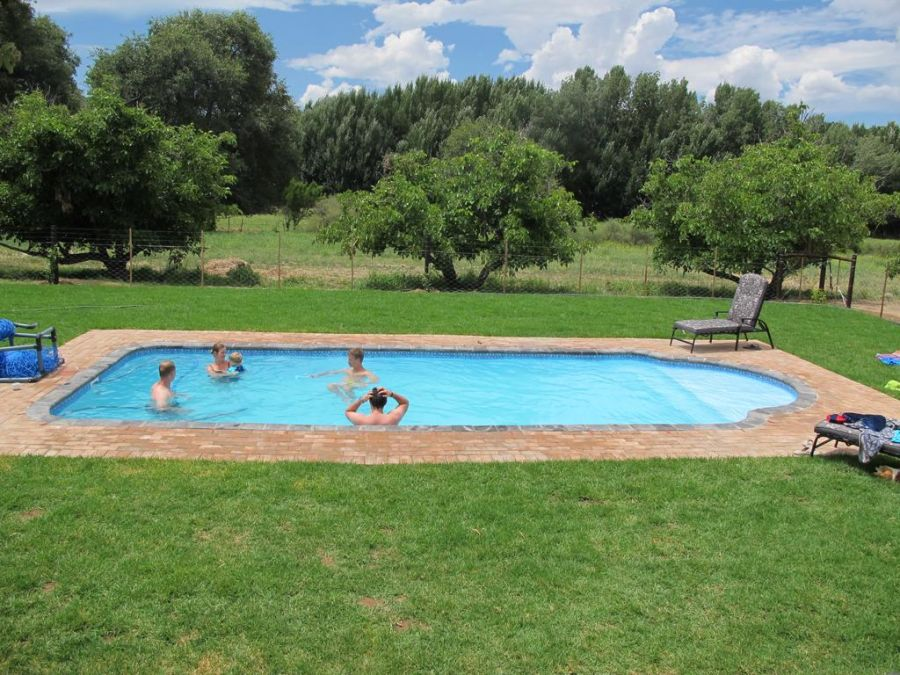 Ganora Guest Farm & Excursions. Accommodation in Graaff Reinet Eastern Cape