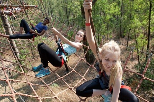 Acrobranch Tree-Top Adventures Activities Wilderness Garden Route Western Cape