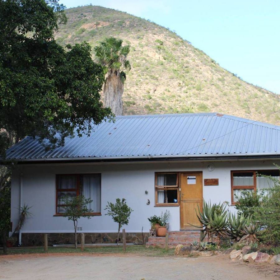 Baviaanskloof Lodge - Country House (Eastern Cape Interior)