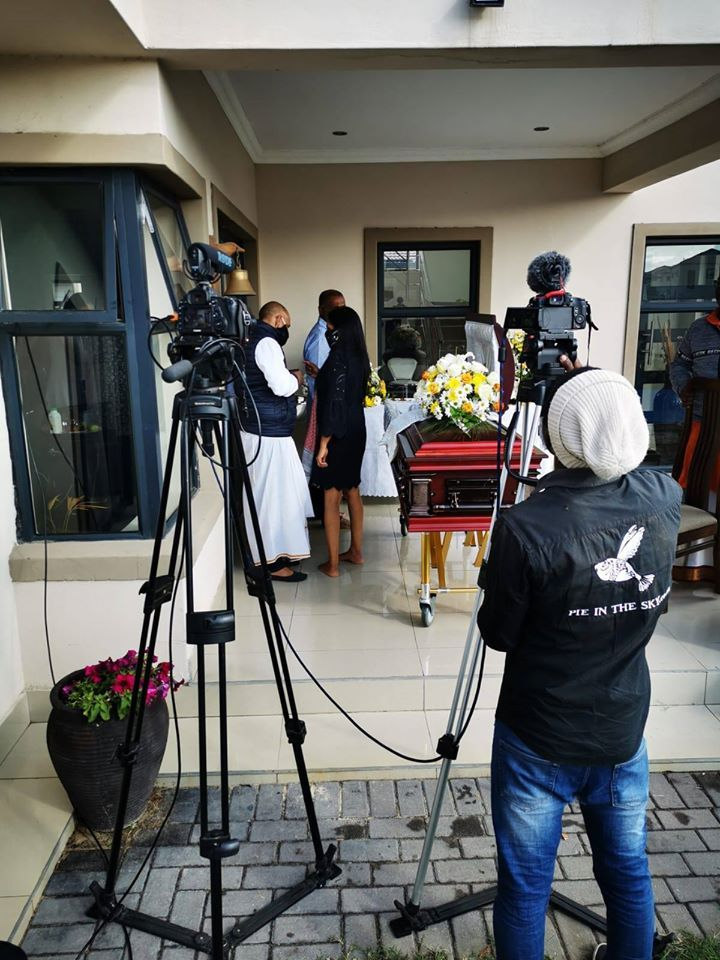 Pie in the Sky Video Production Company in Bellville Cape Town Western Cape