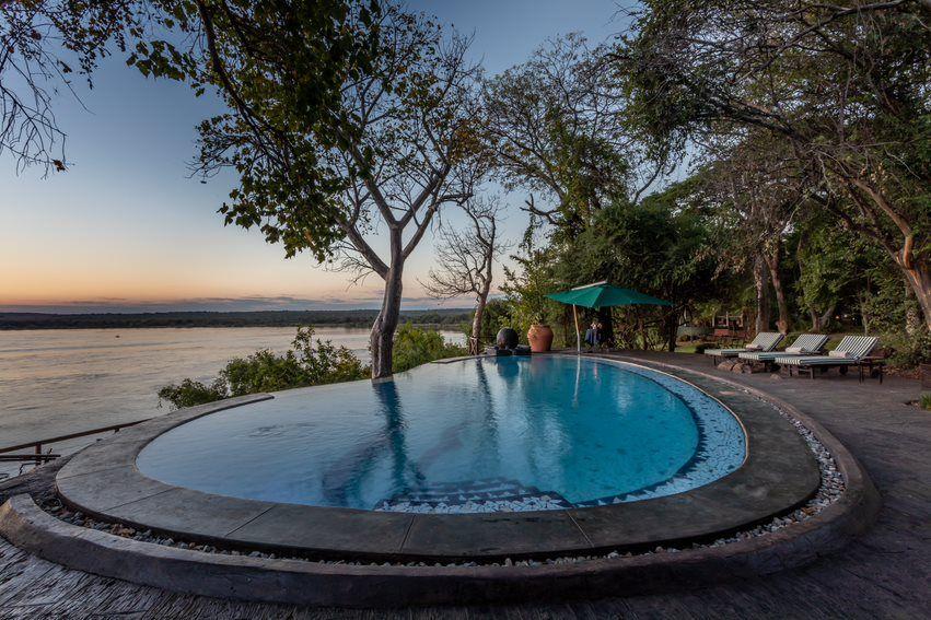 The River Club Accommodation in Livingstone Victoria Falls Zambia