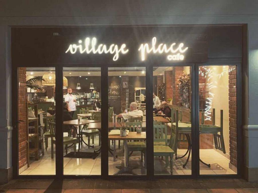 Village Place Cafe Restaurant in Sunningdale Cape Town Western Cape