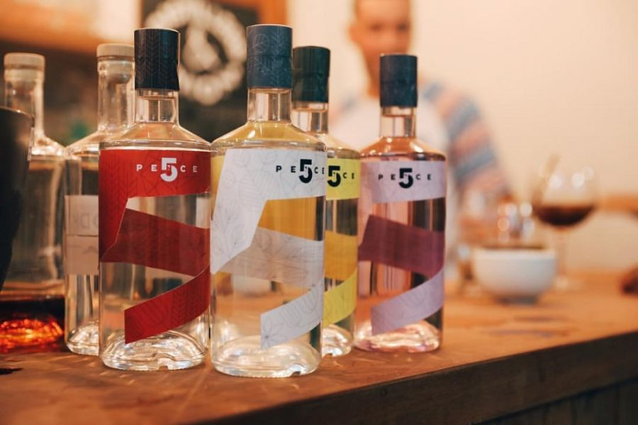 Distillers and Union Distillery in Woodstock Cape Town Western Cape
