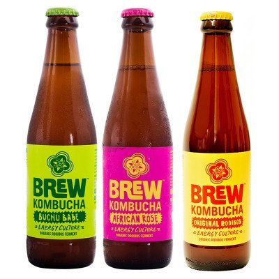 Brew Kombucha. Brewing Company in Newlands Western Cape