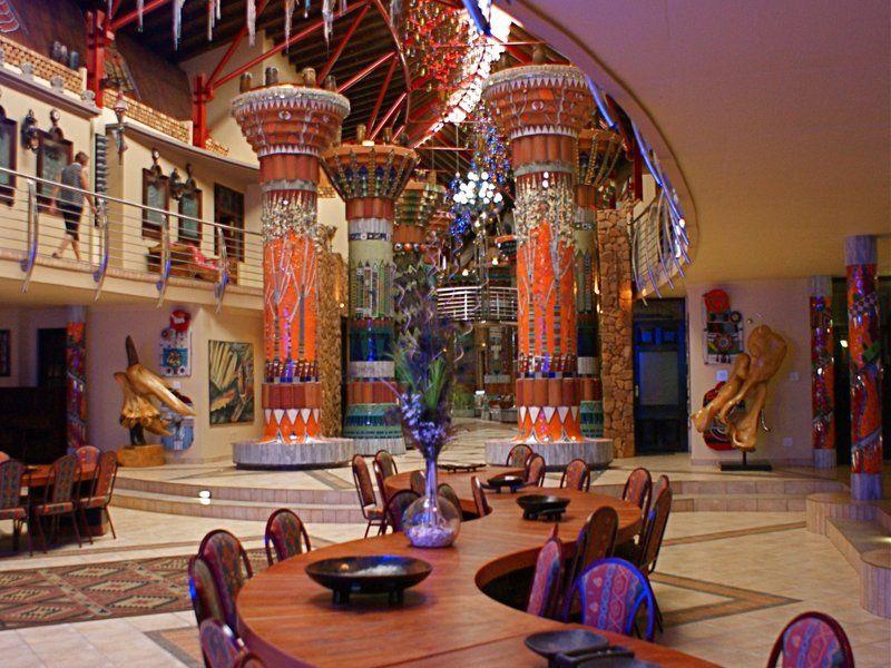 Ammazulu African Palace. Accommodation in Kloof Durban KwaZulu-Natal