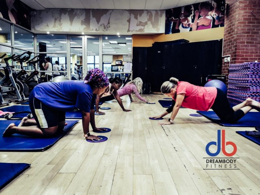 Dream Body Fitness Virtual Gym and Fitness in Johannesburg Gauteng