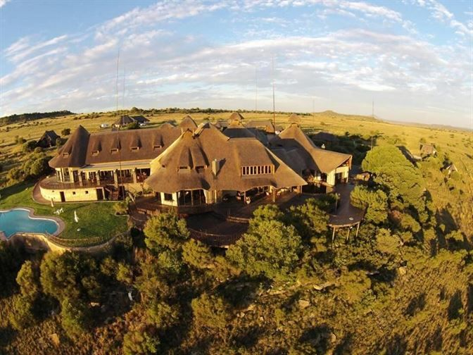 Letsatsi Private Game Lodge. Accommodation in Smithfield Free State