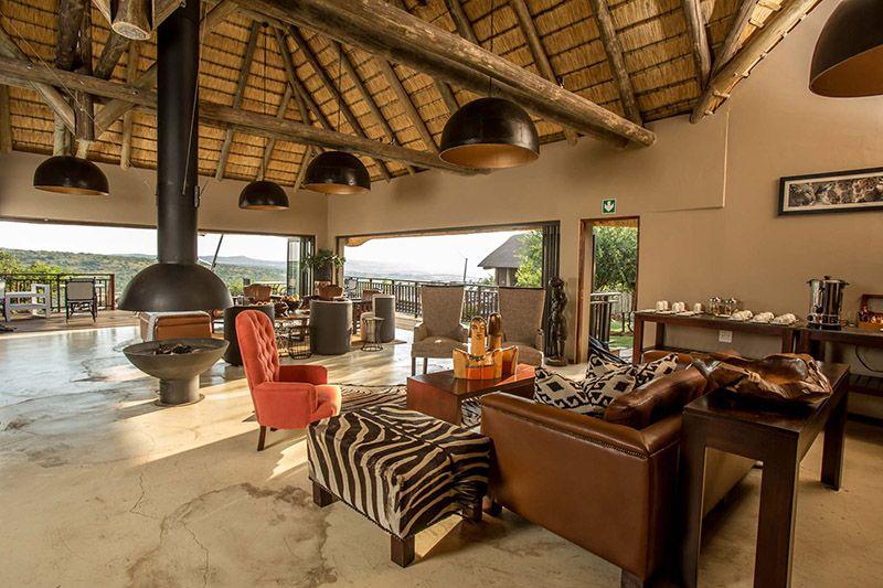 Umzolozolo Safari Lodge (Midlands - Kwazulu-Natal)