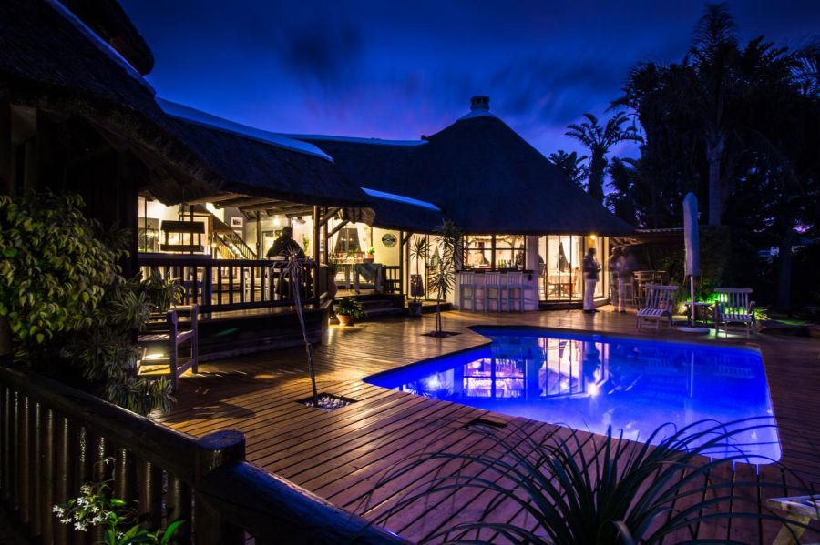 Sandals Guest House. Accommodation in St Francis Bay Eastern Cape