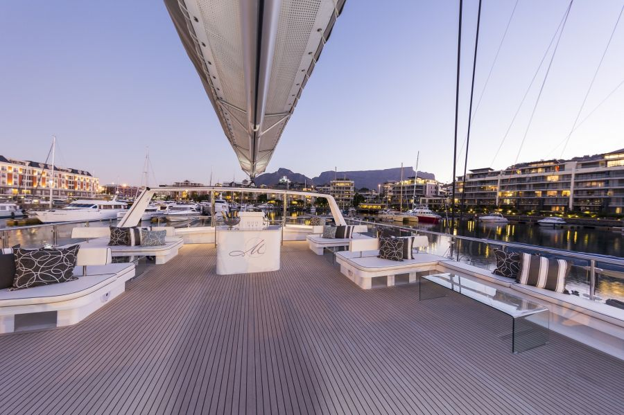 The Mirage Catmaran Boating Tours by the V&A Waterfront Cape Town Western Cape