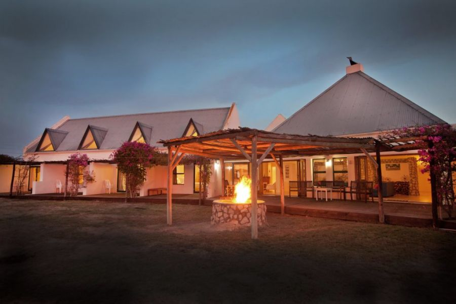 Tortoise Trail Lodge. Accommodation in Langebaan Western Cape