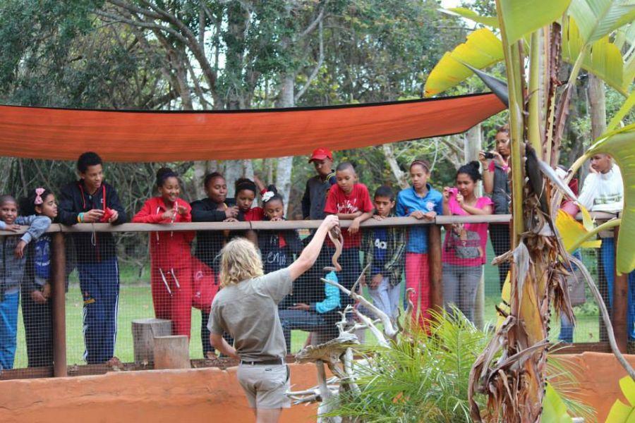 Lawnwood Snake Sanctuary (Plettenberg Bay - Western Cape)