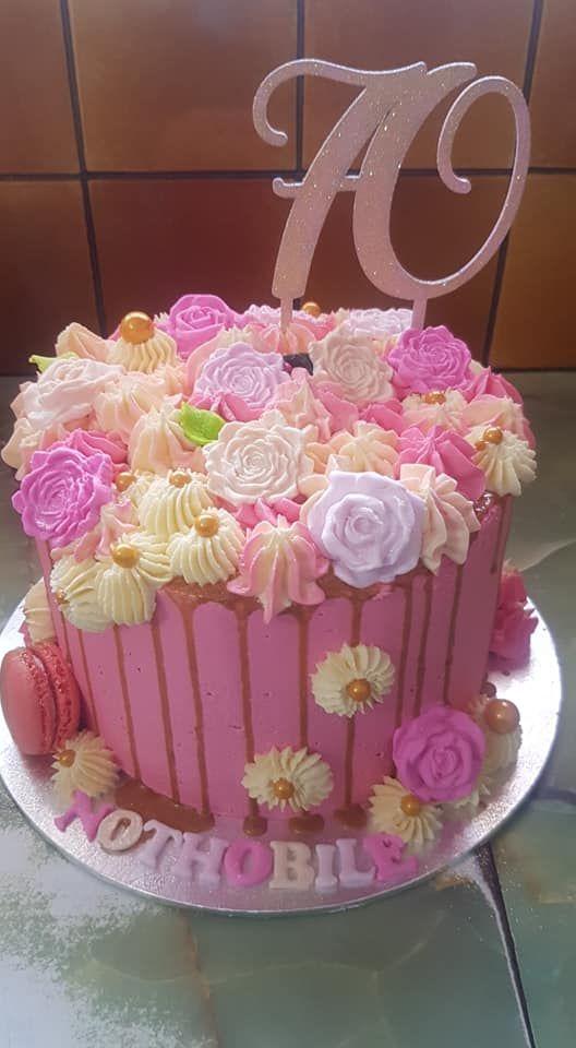 Sheila Jonck's Designer Cakes George Garden Route Western Cape