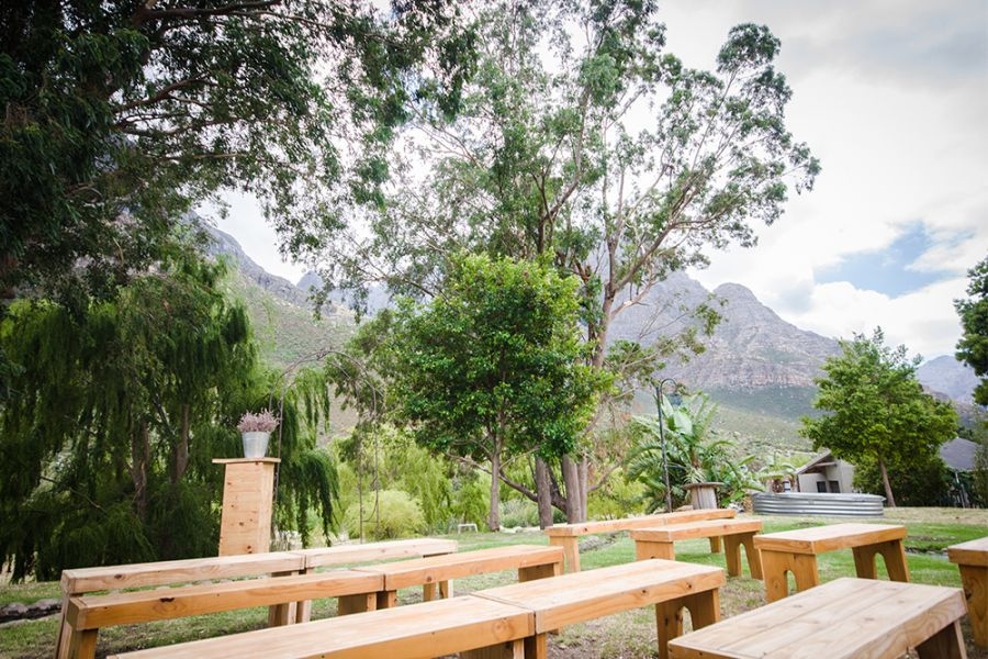 Du Kloof Lodge. Accommodation in Paarl Western Cape