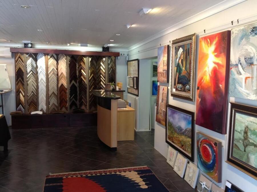 Creative Life Gallery. Framing in Port Elizabeth Eastern Cape