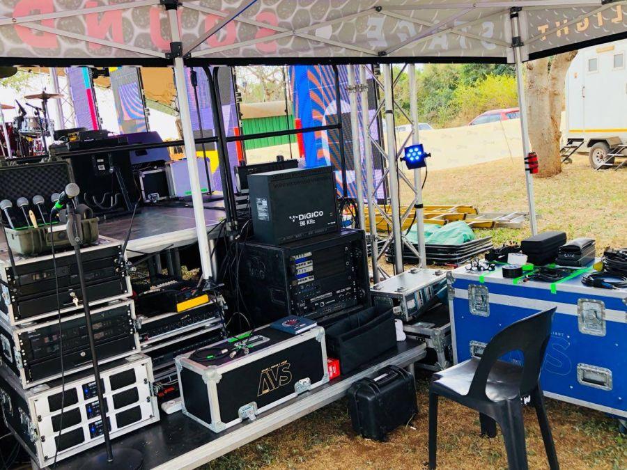AVS Hire Equipment Rental in Nelspruit Mpumlanga