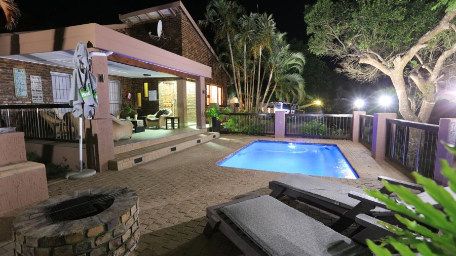 Pelican's Nest Accommodation in St Lucia KwaZulu Natal