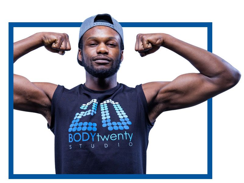 Body20 Lion's Square Gym in Somerset West Cape Town Western Cape