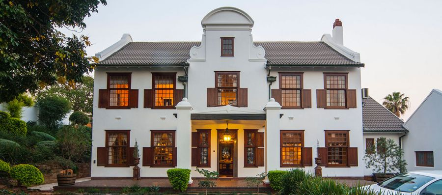 Holland House Bed and Breakfast. Accommodation in Berea KwaZulu-Natal