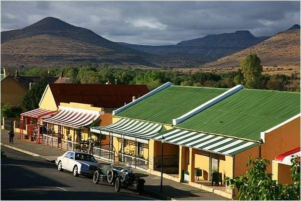 Die Tuishuise and Victoria Manor Accommodation in Cradock Eastern Cape