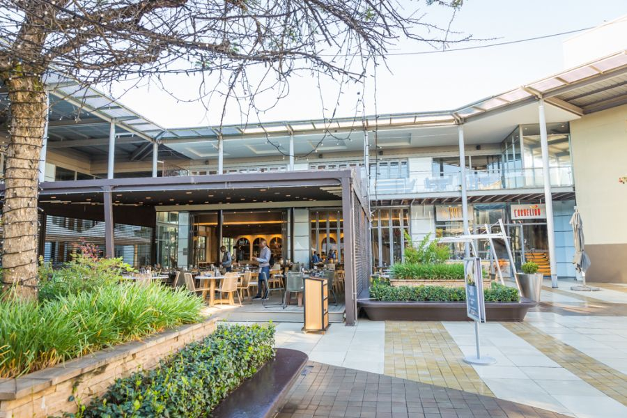 The Rock Design Quarter. Restaurant in Johannesburg Gauteng