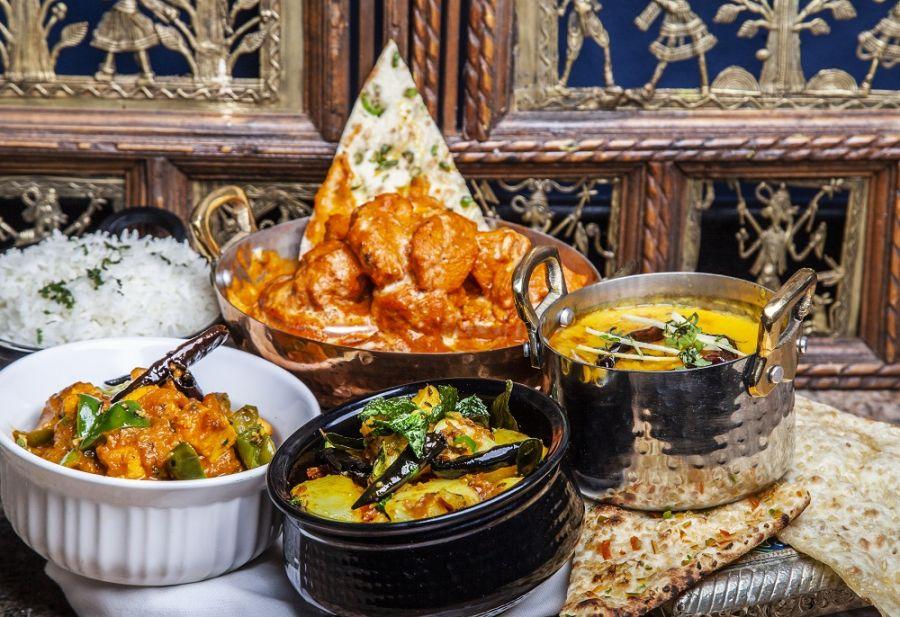 The Raj Indian Restaurant in Gauteng